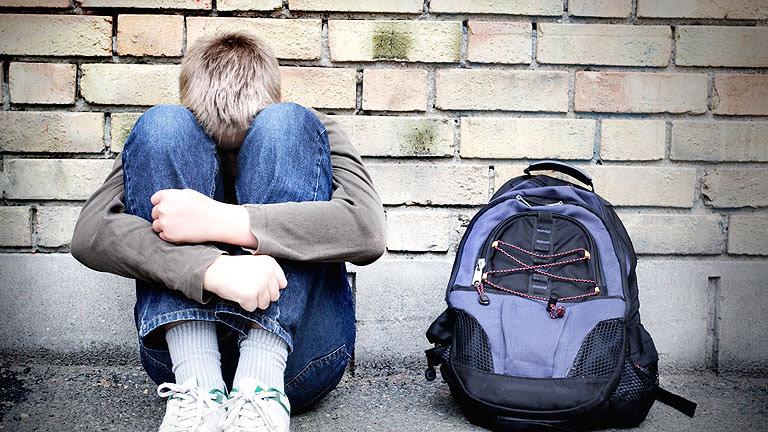 Reconocen por primera vez minusvalía a un menor por acoso escolar