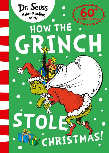 Dr Seuss: How The Grinch Stole Christmas | 60th birthday