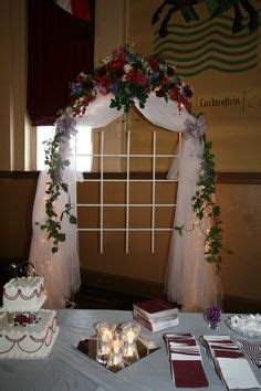 wedding ideas  pinterest wedding arches arches
