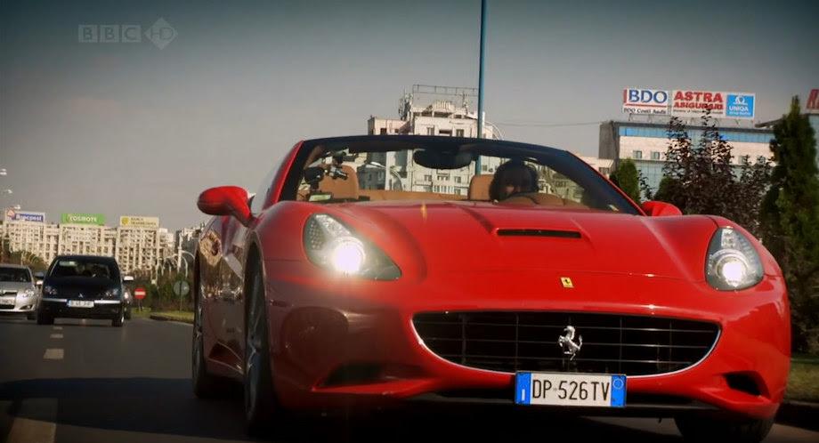 "IMCDb.org: 2009 Ferrari California in ""Top Gear, 2002-2015"""
