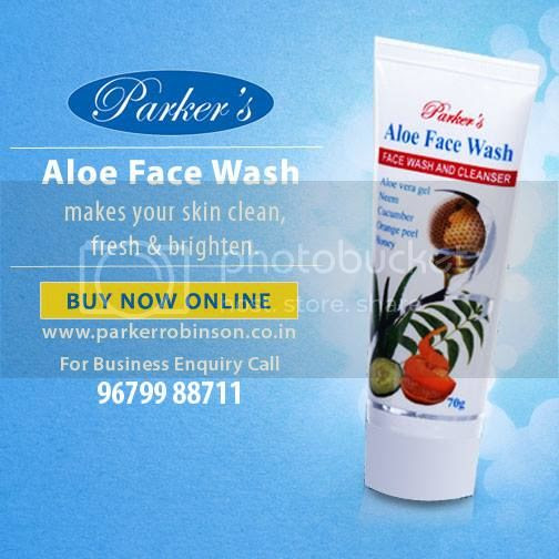 Aloe Sensitive Skin Face Wash for Both Men & Women
