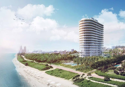 Say Hello to Eighty Seven Park by Renzo Piano | SOBE Luxury Homes