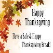 Happy Thanksgiving! – From the Carney Library Staff | University Library News Blog