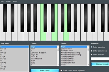 Unduh Piano Chords Gratis Download Piano Chords Kerjanya