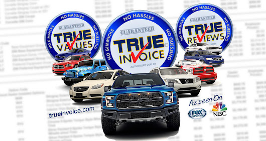 True Invoice on New and Used Vehicles