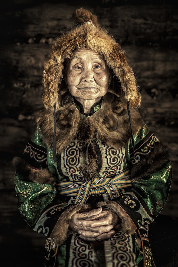 Ulchi people siberia