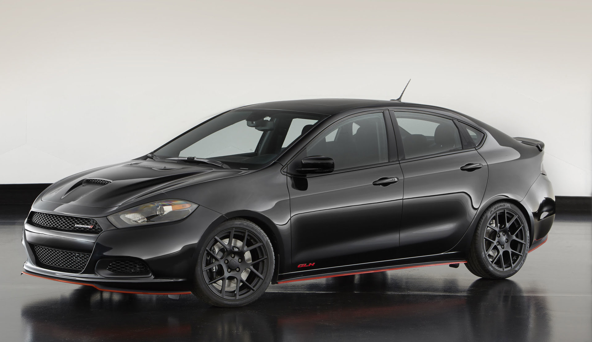 Dodge Dart GLH Concept Revealed, Production Version Rumored