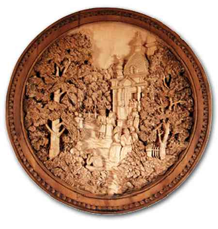 Russian Wood Carving | English Russia