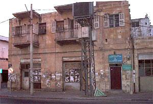 Старый город, Беэр-Шева
