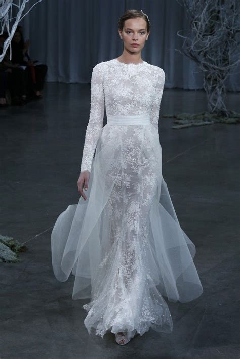 26 Wedding Gowns Fit for a Fairytale  Plus Six White Hot