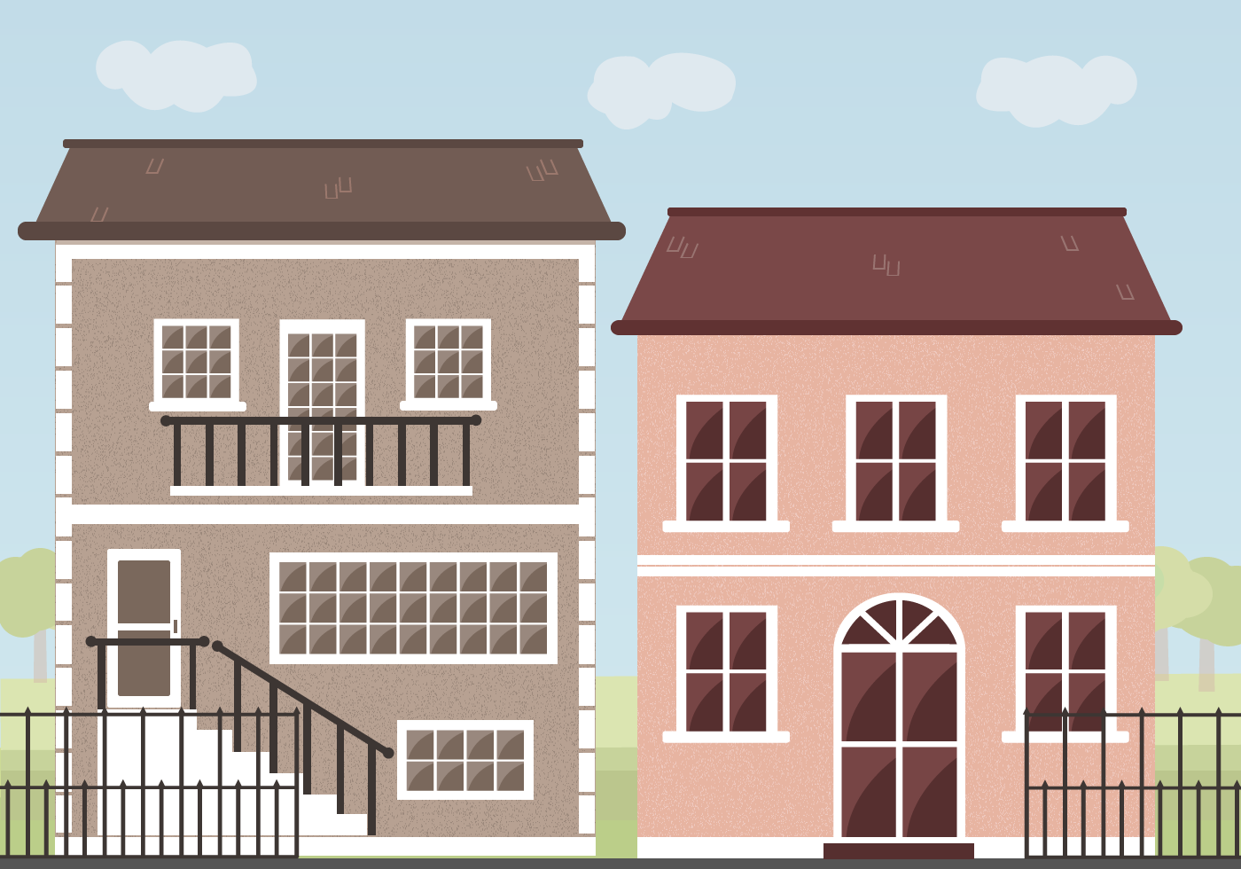 Free Building Vector - Download Free Vector Art, Stock Graphics & Images