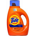 Tide 40212 Liquid Detergent He, 46 Oz