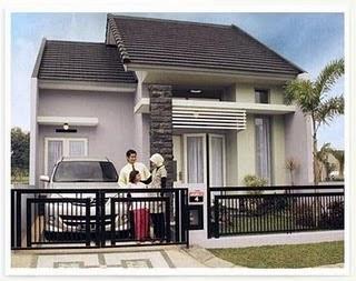 Rumah  Rumah  Idaman Kumpulan Gambar Rumah
