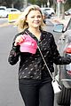 chloe moretz reps her planned parenthood makes america great hat 03