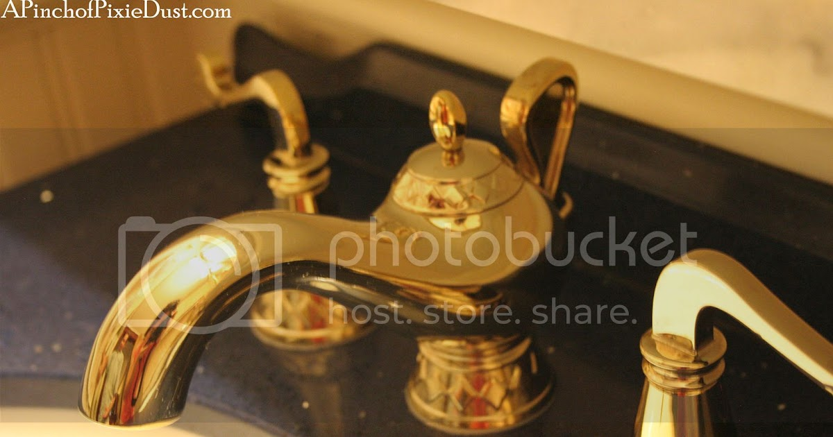 A Pinch Of Pixie Dust Where In Wdw Aladdin S Magic Faucet