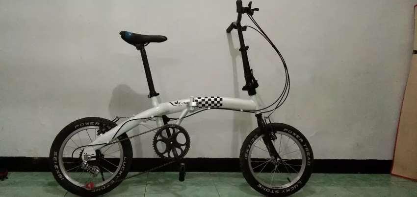 Frame Sepeda Lipat Exotic - Sepeda Lipat