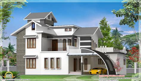 contemporary indian house design kerala home dma homes
