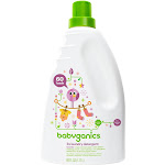Babyganics Fragrance Free 3x Laundry Detergent - 60 fl oz bottle