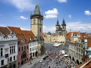 November - Prague, Czech Republic