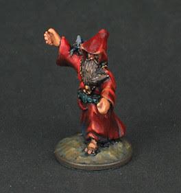 Red magic-user