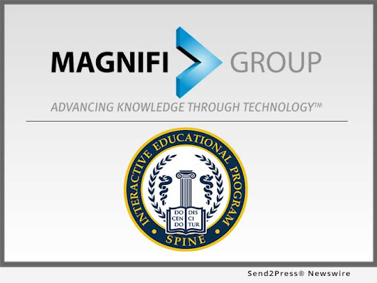 Magnifi Group, Inc. to Host the 8th Annual Spine IEP Fellows and Young Surgeons' Course in San Francisco, CA | Send2Press Newswire