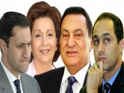 أسرة مبارك تسعى لتوكيل مؘ?مين بريطانيين