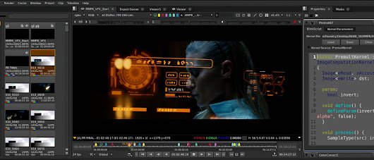 The Foundry launches NUKE 10