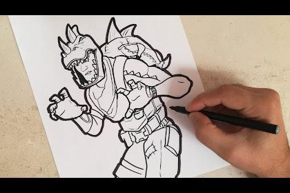 Dibujos De Fortnite Kawaii Hamburguesa