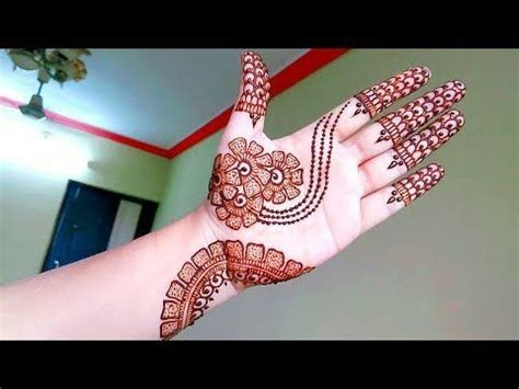 Best Jewellery Mehndi Designs   Fashion Beauty Mehndi