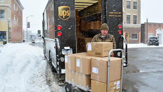 UPS faces test with record 34M deliveries expected Monday - Atlanta Business Chronicle