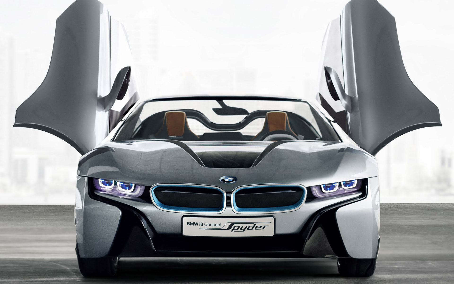 Best Car BMW i8 Wallpapers [1920×1080]