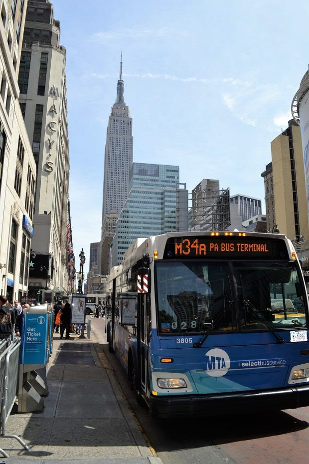 5 Benefits to taking a bus from NYC to Boston
