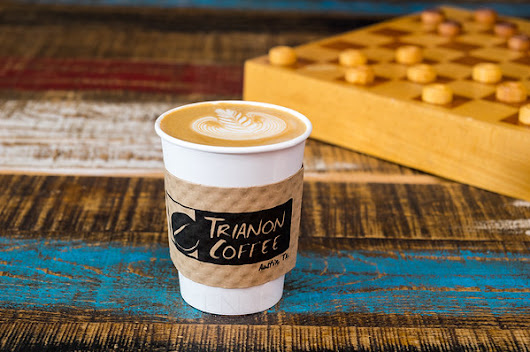 Client Appreciation: Trianon Coffee