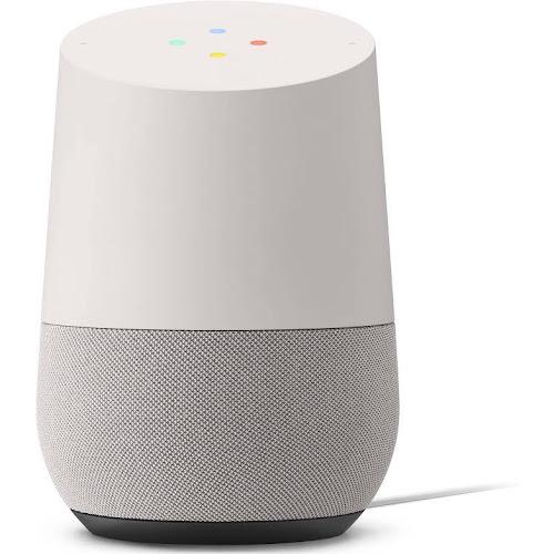 Google Home Smart Speaker, Wireless, White