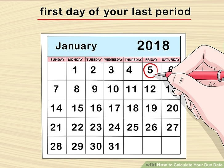 how to get due date for pregnancy