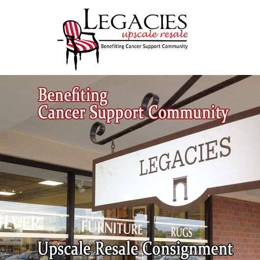 Legacies Is A 501 C 3 So Donations Are Tax Deductible