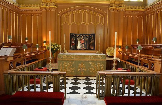 capela (Foto: AP)