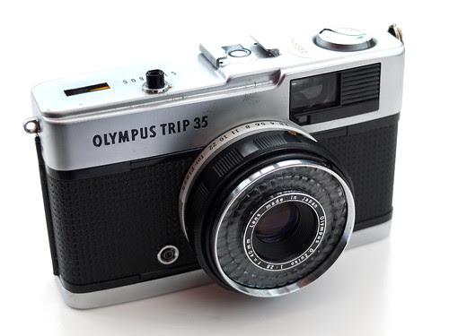 Olympus Trip 35 by pho-Tony