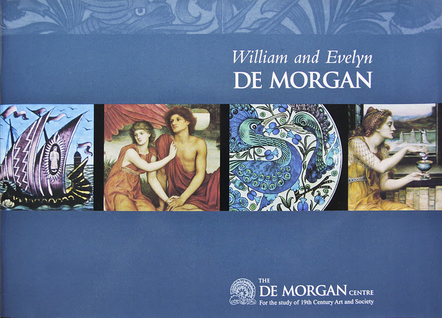 De Morgan Centre booklet