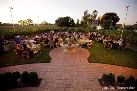 Scribner Bend Vineyards wedding ? Clarksburg ? Vera & Joe