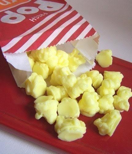 Fun Popcorn Soap