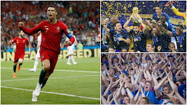 World Cup 2018: The records broken in Russia as France emerge victorious | Guinness World Records