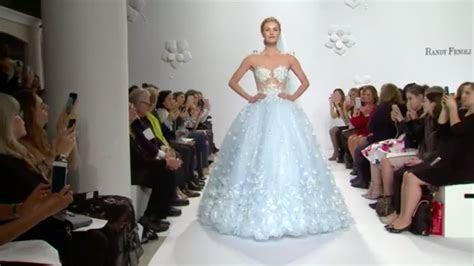 Randy Fenoli   Full Video   Bridal Fashion Week   Spring