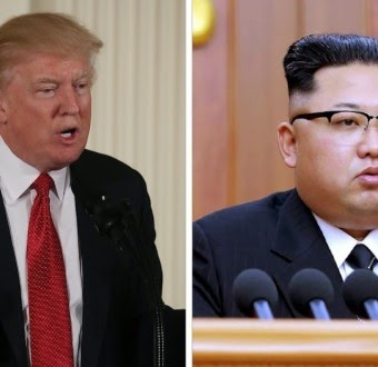 President Donald Trump says 'Kim Jong-Un will not get away with what he's doing, he'll regret it fast'