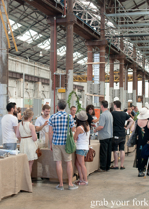 Sunday Marketplace at Rootstock Sydney 2014