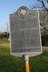 oldenburg, texas, history marker