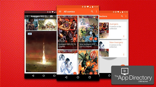 The Best Comic Reader App for Android