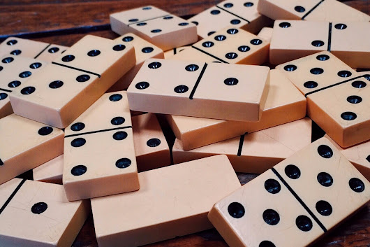 ….and the Dominoes Start to Fall
