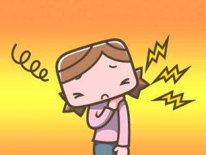 肩こり予防のおすすめストレッチ4選 広告まんが宣伝マンガの さや