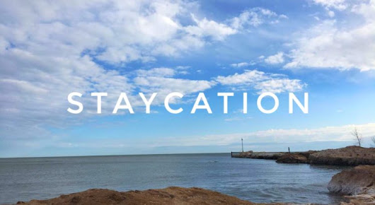 Staycation! – Treasured Chronicles